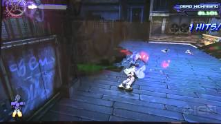 Yaiba: Ninja Gaiden Z - Offscreen Yaiba Gameplay - E3 2013