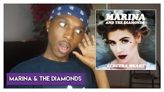 Marina & The Diamonds - Electra Heart Album (REACTION) | Jayden Alexander