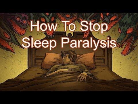 How to Stop Sleep Paralysis For Good - Chris White - stopsleepparalysis.org