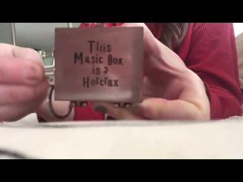 Harry Potter Music Box Keychain Review