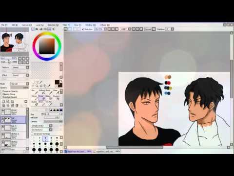 Speed Coloring Kon-el Conner