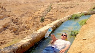 Jericho to Jerusalem, walking the ancient trail of the Good Samaritan