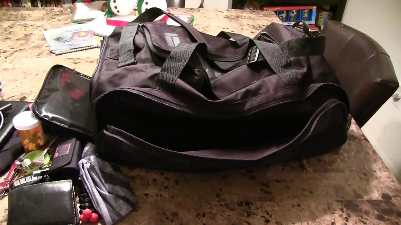 isolator bags duffle bag - isoduffle - YouTube f347fd40e6901