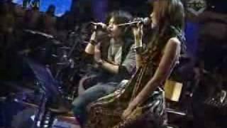 Peterpan Feat Rebecca - Dibalik Awan