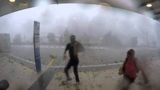 Summer Storm in Brisbane - November 27th, 2014