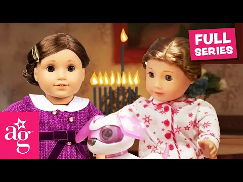 Every Episode Of Then Vs Now Stop Motion! | @American Girl