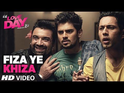 FIZA YE KHIZA Full Video Song | LOVE DAY - PYAAR KAA DIN | Ajaz Khan | Sahil Anand | Harsh Naagar