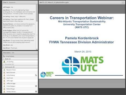 Preparing for a Career in Transportation with Pam Kordenbrock