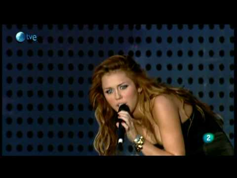 Miley Cyrus: Breakout - Rock in Rio Madrid 2010: 6 de Junio