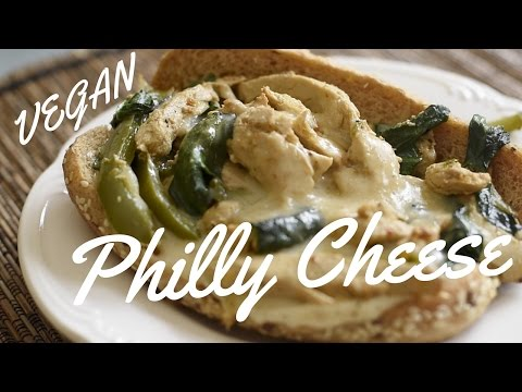 🌿 Vegan Philly Cheese | Vegan Cravings | Plant Based Meals