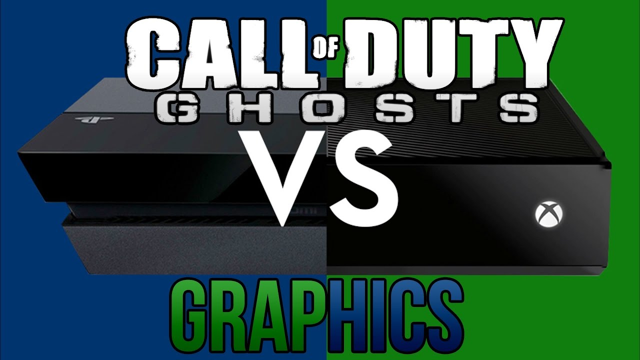 Xbox One Vs PS4 - Call Of Duty: Ghosts Graphics Comparison ...