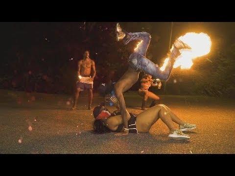 "DI PARTY LIT ( Official Music Video ) - Motto x Lyrikal "" 2018 Soca """