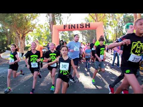 MIT Academy x Touro University Zombie Run 5K 2017