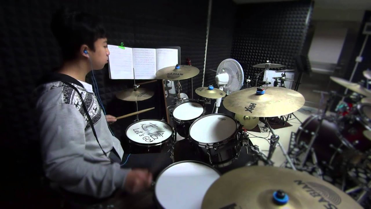 Kolor - 圍城 Drum covered by Kelvin - YouTube