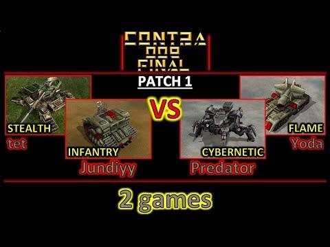 Contra 009 Final - 2vs2 - Jundiyy/tet Vs Predator/Yoda