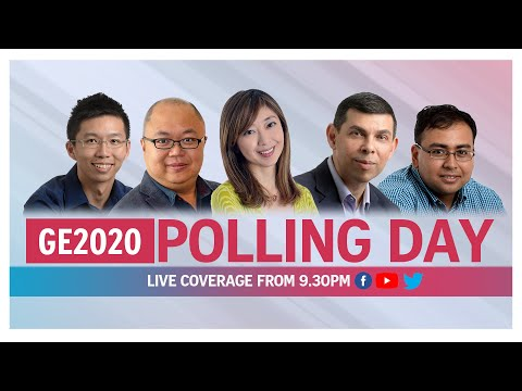 GE2020: Polling Day Live | Singapore General Election | The Straits Times