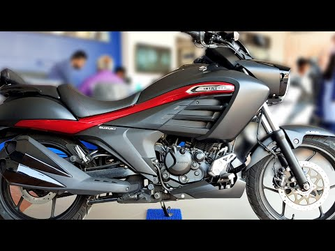 Suzuki Intruder 150 New Spy Images Reveal Design Other Details