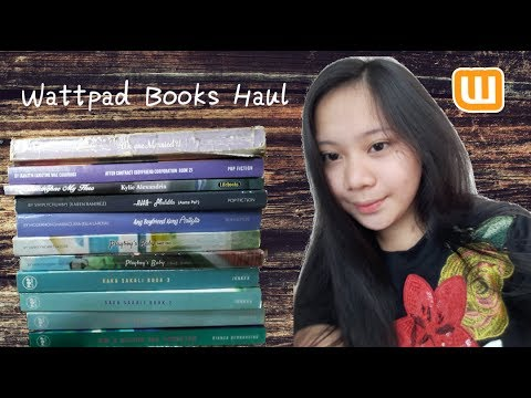 Wattpad Books Haul ^PH^