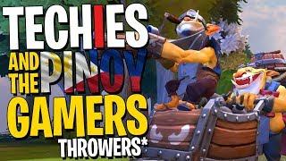 Techies & the Pinoy Gamers - DotA 2