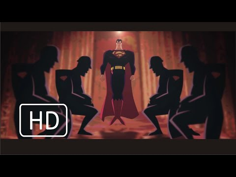 Trailer do filme Superman/Batman: Inimigos Públicos