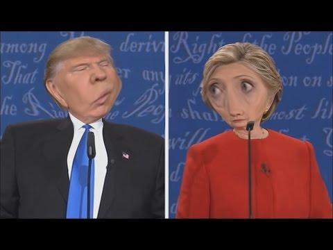 YouTube Poop: The fourth presidential debate