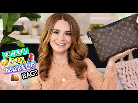 What's In My Makeup Bag thumbnail