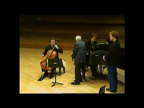 Rostropovich Masterclass - Shostakovich Cello Sonata, op.40