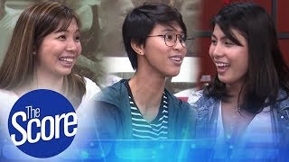 """Laglagan"" with NU Lady Bulldogs Legends 