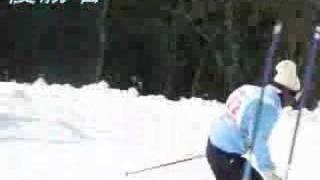 湯沢中里スキー場のご近所が集合してスキー大会を開催しました。ルール...