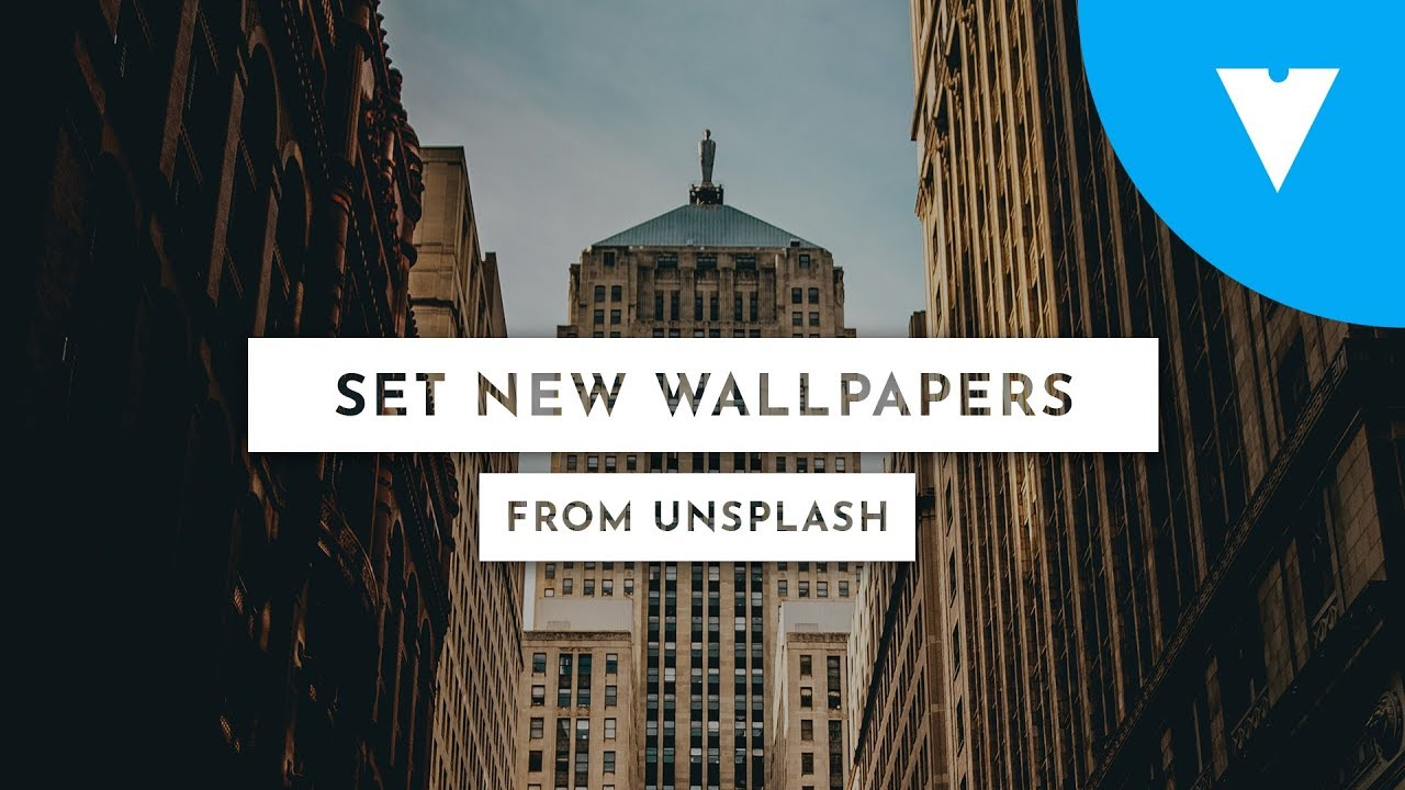 unsplash wallpaper windows: How To Automatically Set New Wallpapers From Unsplash On