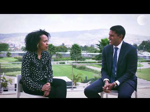 Sara Menker in Conversation With Raj Shah | Changemakers Series