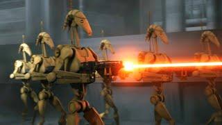 The Clone Wars - Battle Animation (Fan-Made)