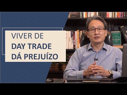 """Mais de 90% das pessoas que tentam viver de """"Day Trade"""" têm prejuízo, diz estudo da FGV."""