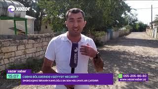 """Düşmənin Atəşinə Məruz Qalan """"Xəzər Xəbər""""in Əməkdaşları Ölümdən Döndülər"""