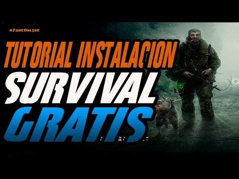 sZone - Juego Free to Play de Supervivencia - S.T.A.L.K.E.R Online - Guía instalación en Castellano