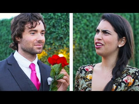"If Dating Were Like ""The Bachelor"""