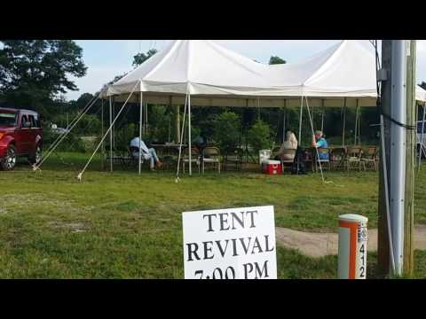 Seneca Sc Downtown Tent Revival