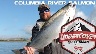 Columbia River Salmon Fishing with JT Kenney and Luke Clausen | Undercover Sportsman
