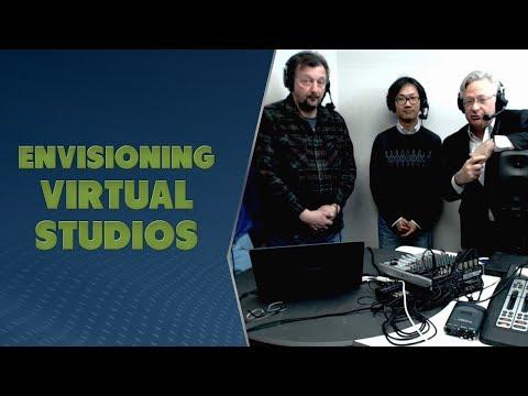 Envisioning Virtual Studios - TWiRT Ep. 382