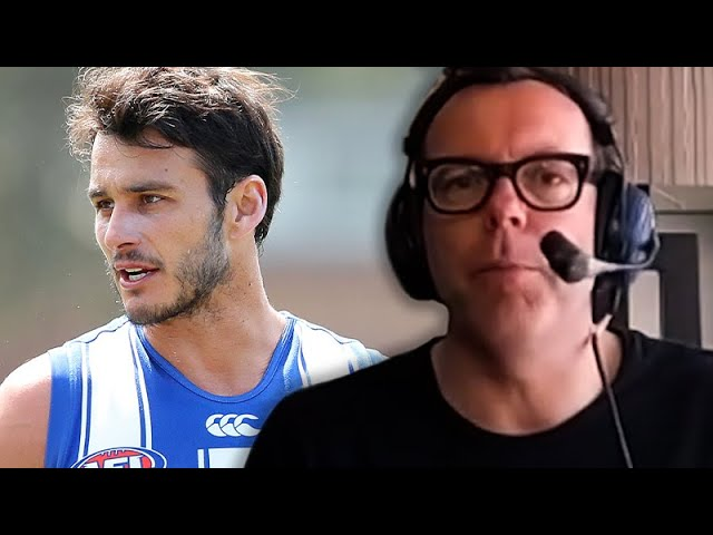 Damian Barrett Hits Out At North Melbourne's List Management | Rush Hour with JB & Billy | Triple M