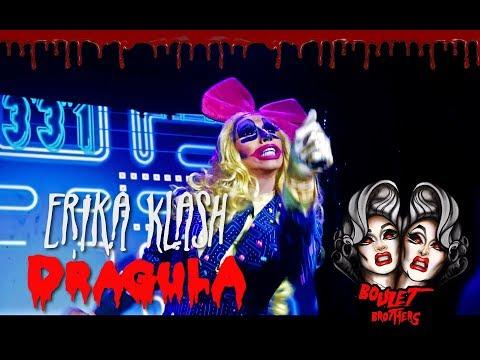 Erika Klash - Pac Man mix | DRAGULA Season 2 @ Queen Kong