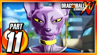 Video Dragon Ball Xenoverse PS3: Part 11 - Powerful God of Destruction Beerus! (Battle of Gods Saga) download MP3, 3GP, MP4, WEBM, AVI, FLV Agustus 2018