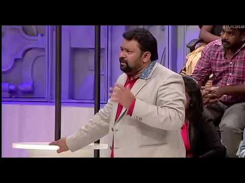 Vijaysethupathi speech in neeya naana latest episode - Full