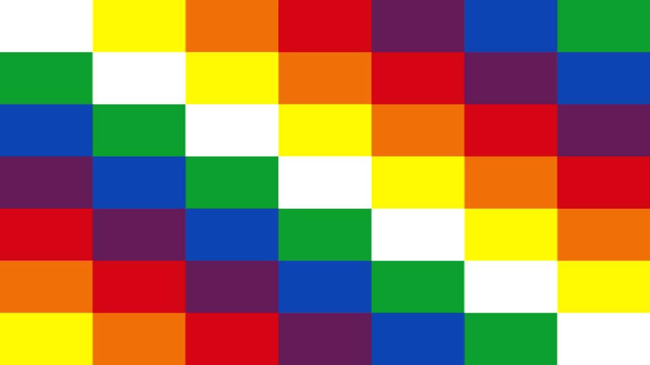 Bandera Secesionista de la Nación Aymara - Secessionist ...
