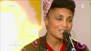 Imany - Silver Lining (live) - La Maison des Maternelles. France 5