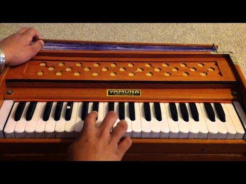 Best harmonium playing .. jai jai bhairavi ashur bhaiyavoni...