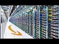 Inside Amazon's Massive Data Center