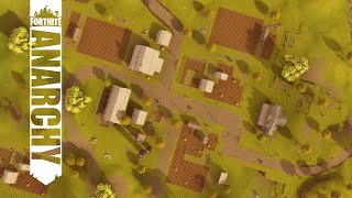 Peau d'agent d'anarchie (ANARCHY ACRES Coming BACK) Fortnite Saison 10