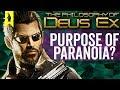 Download Video The Philosophy of Deus Ex: Does Paranoia Have Its PURPOSE? – Wisecrack Edition MP4,  Mp3,  Flv, 3GP & WebM gratis
