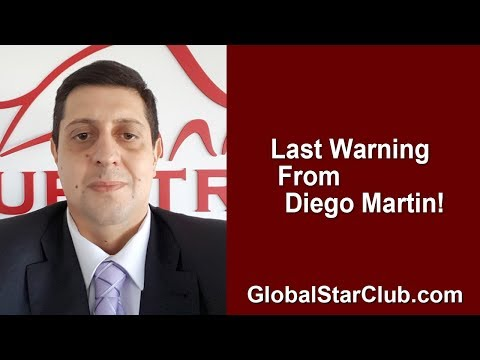 Questra AGAM - Last Warning From Diego Martin!